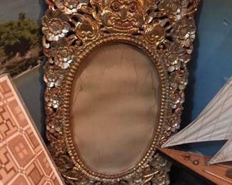 Frame Mirror from Thailand