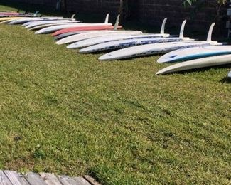 Sailboards, Surfboards, Stand Up Paddleboards, SUP, Kayaks, and More!