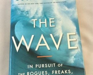 The Wave by Susan Casey.