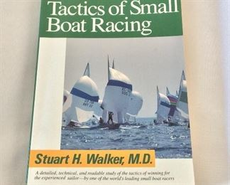 The Tactics of Small Boat Racing.