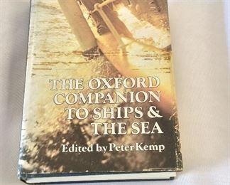 The Oxford Companion to Ships & The Sea.
