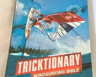 Tricktionary Windsurfing Bible.