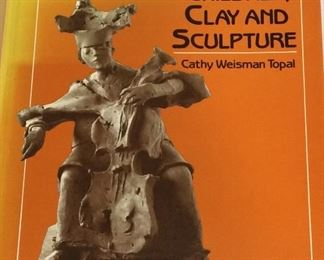 Children, Clay and Sculpture.