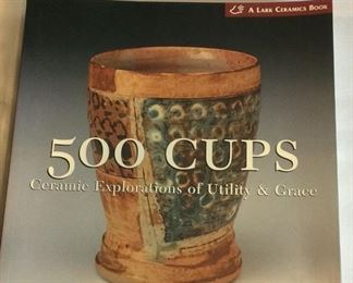 500 Cups Ceramic Explorations of Utility & Grace