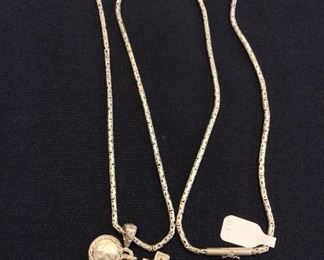 Selection of Gorgeous Jewelry by John Hardy and by William Henry.