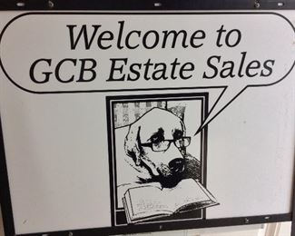 Welcome to our GCB Estate Sale on Merritt Island. We look forward to seeing you there!