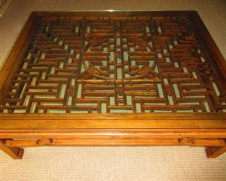 Vintage Chinese Coffee Table