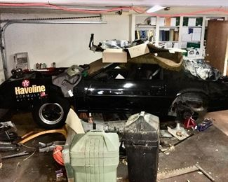 "1984 Camaro ""Project"" car (shell and some parts)"
