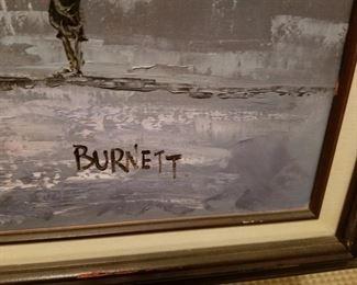 burnett signature