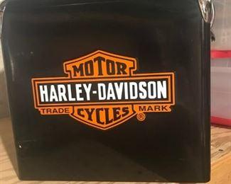 Harley-Davidson Ice Chest
