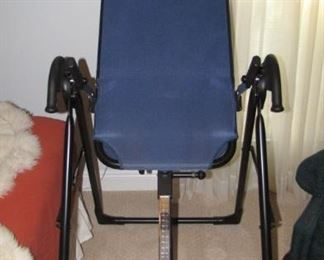 Used 1x inversion table