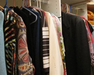Ladies clothing, all seasons covered!