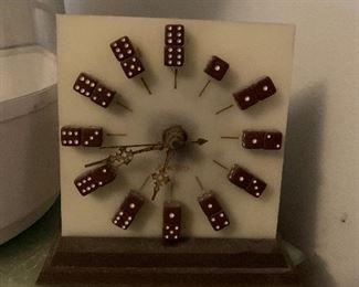 Dice clock