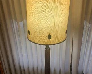 Great mid century floor lamp