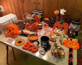 Halloween items