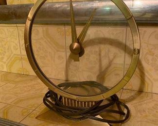 Jefferson golden hour clock!