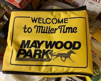 Maywood park insulated cooler!