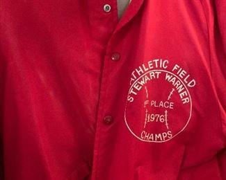 Old sports jacket