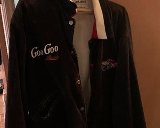 Goo goo racing jacket