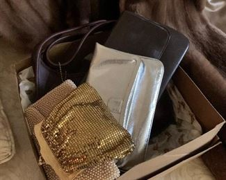 Small purses and clutches