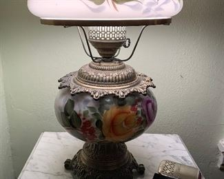 Beautiful Vintage Lamps