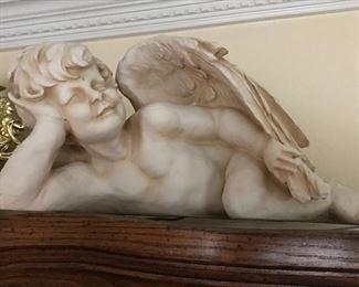 Plaster angel