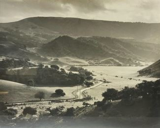 Framed Pastures of Heaven Monterey CA