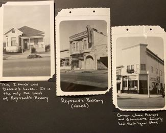 Photos of John Steinbeck's Home and Salinas
