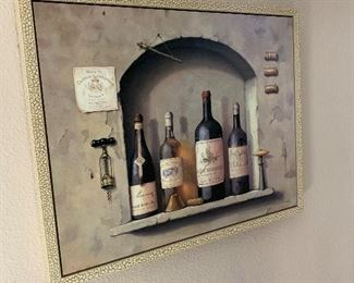 vineyard canvas