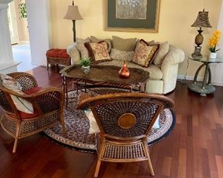 sitting area furniture
