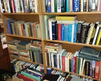 Have a great selection of VTG and antique novels and autobiography's, local college annuals and other Mississippi colleges.