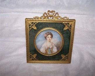 Empress Josephine MIniature