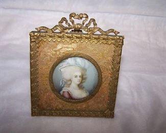 Marie Antoinette Miniature