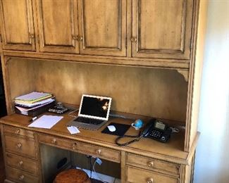 JANE AUSTIN - Removable top to make great desk or console