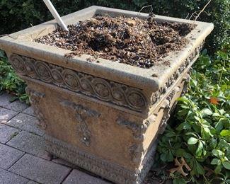Wonderful outdoor planter