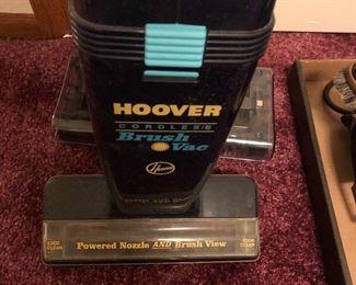 Hoover vac
