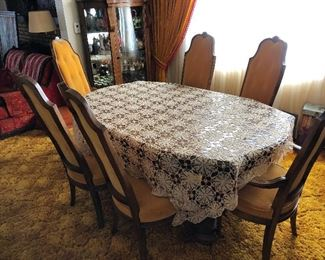 Very high end dining set