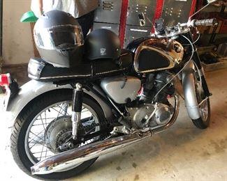 1964 Honda Motorcycle