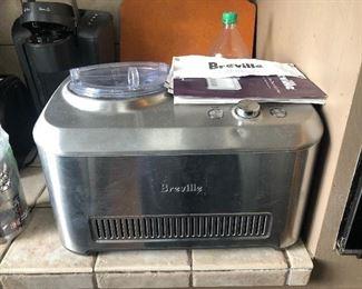 Breville - Ice Cream Maker