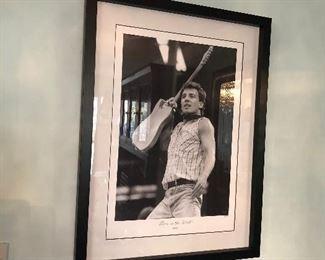 Bruce Springsteen Frame The USA Hulton Archive Giclée LE 87/275