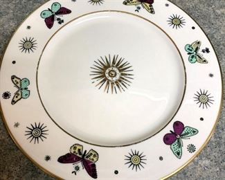 Briard Charger Plate