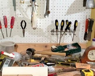 Tools & Assorted