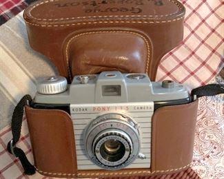 Vintage Kodak Pony Camera