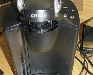PRACTICALLY NEW KEURIG...BOX on hand