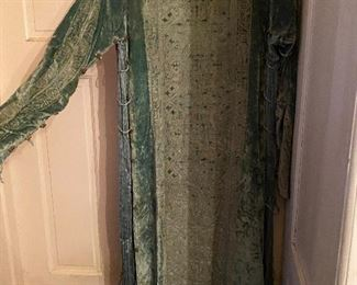 Fortuny dress circa 1920.