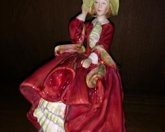 Royal Doulton figurine.....