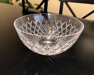 Atlantis crystal bowl...