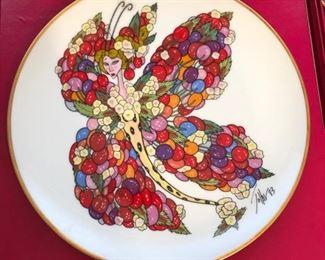 Goebel collector plate...
