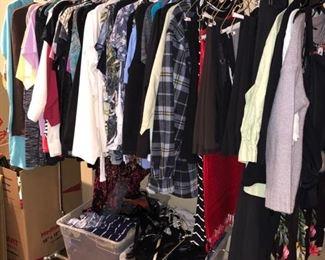 Women's clothing (size XL - 2XL).....