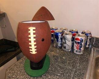 Football snack bowl!